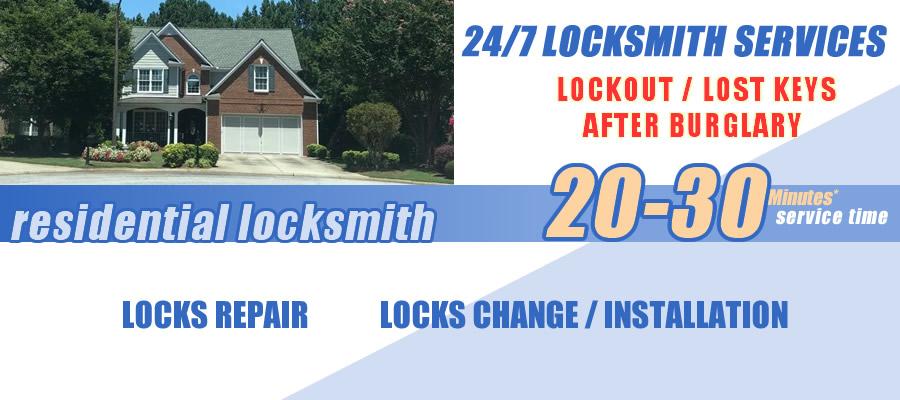 Residential locksmith East Point